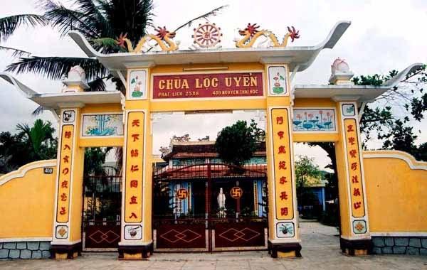 chùa Lộc Uyển