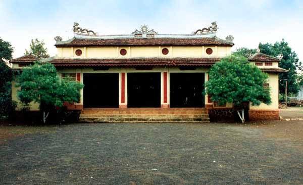 Chùa được xây dựng từ năm 1963
