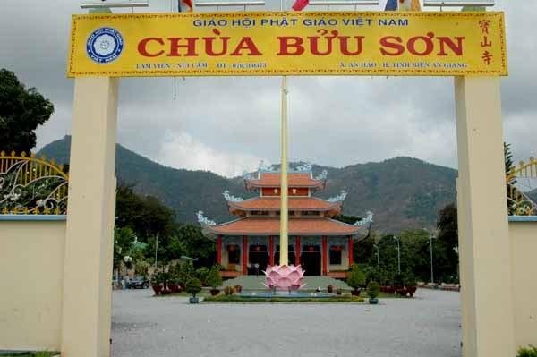 chuafBuu Sơn